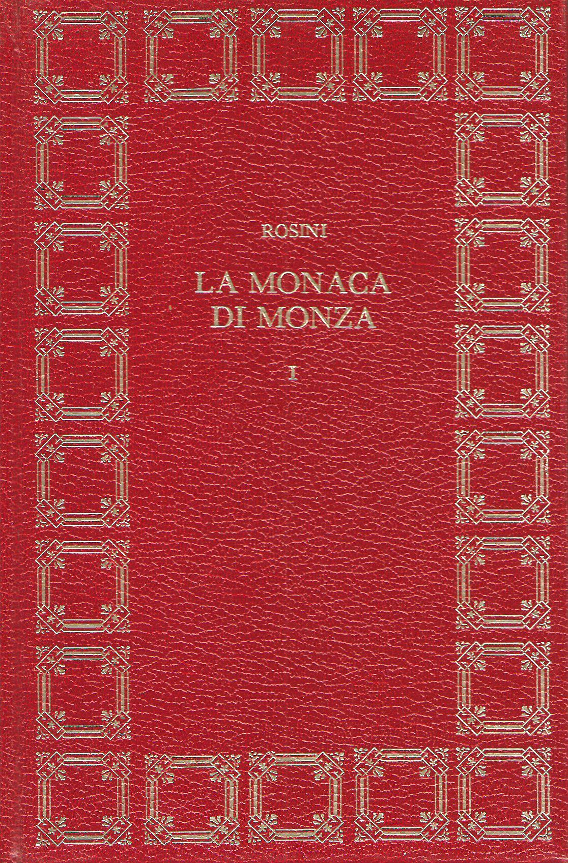 La Monaca di Monza, ...
