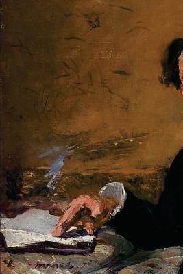 Stephane Mallarme by Edouard Manet - 1876 Journal