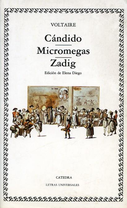 Cándido; Micromegas...