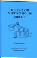 Quaker Meeting House Sidcot