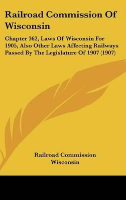 Railroad Commission of Wisconsin