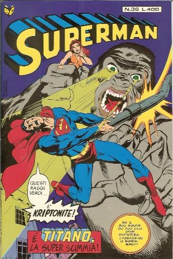 Superman n. 36