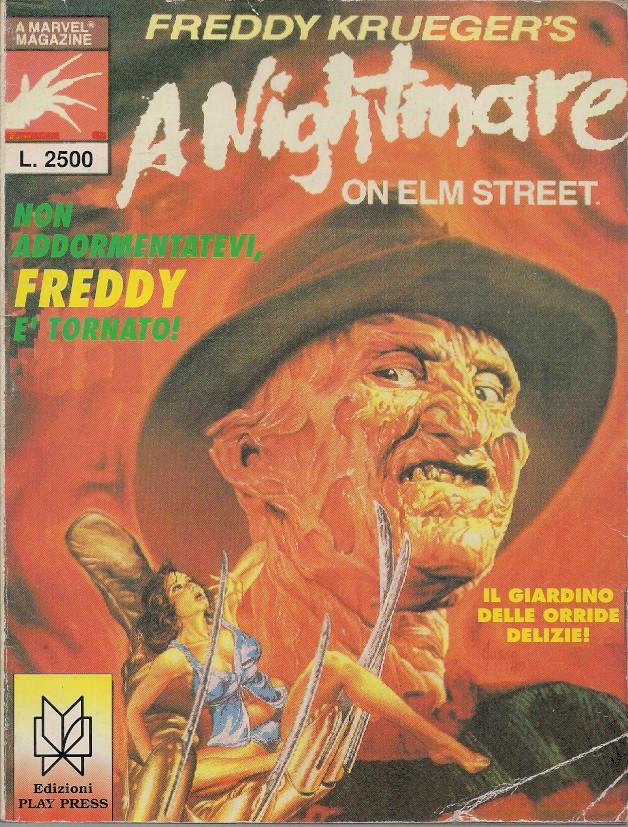 A nightmare on Elm S...