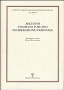 Archivio comitato toscano di liberazione nazionale