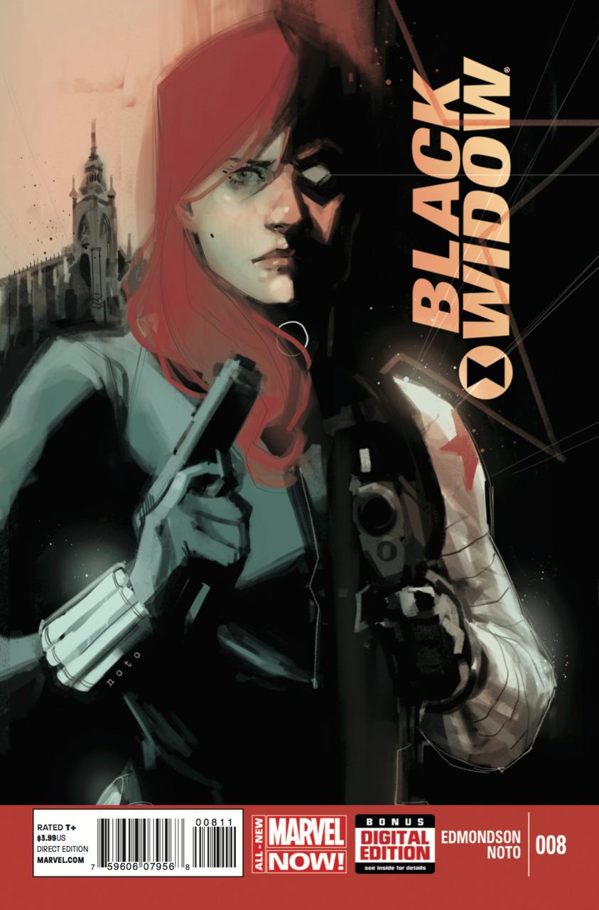 Black Widow Vol.5 #8