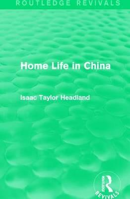 Home Life in China