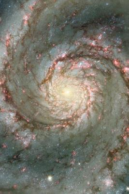 Whirlpool Galaxy Astronomy Journal