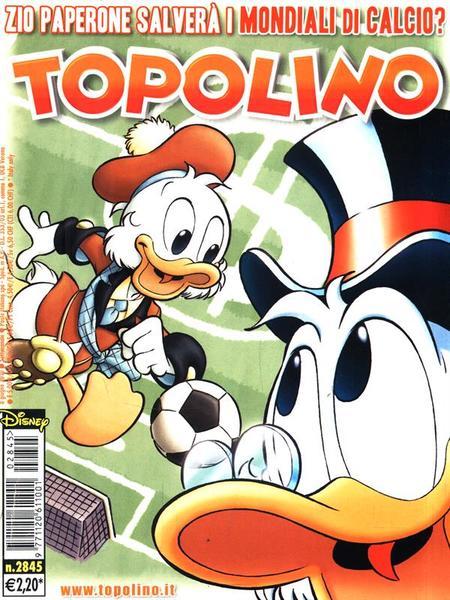 Topolino n. 2845