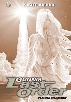 Gunnm Last Order Nº...