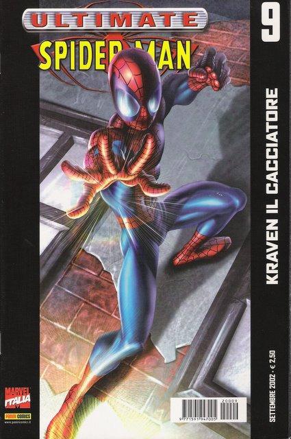 Ultimate Spider-Man n. 9