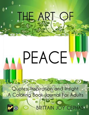 Peace Adult Coloring...