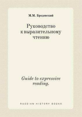 Guide to Expressive Reading.