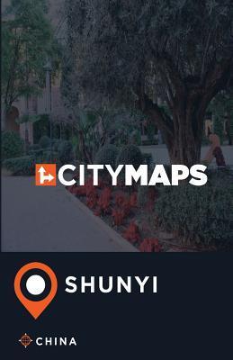 City Maps Shunyi China