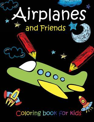 Airplanes and Friend...