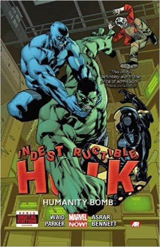 Indestructible Hulk, Vol. 4