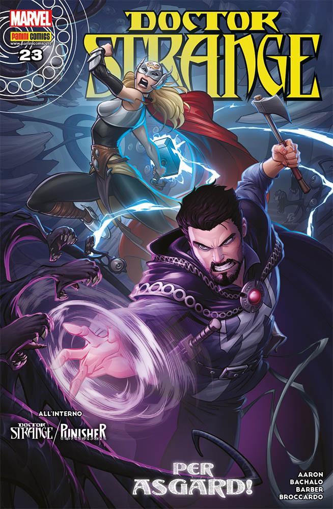 Doctor Strange n. 23