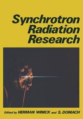 Synchrotron Radiation Research