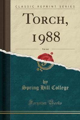 Torch, 1988, Vol. 64...