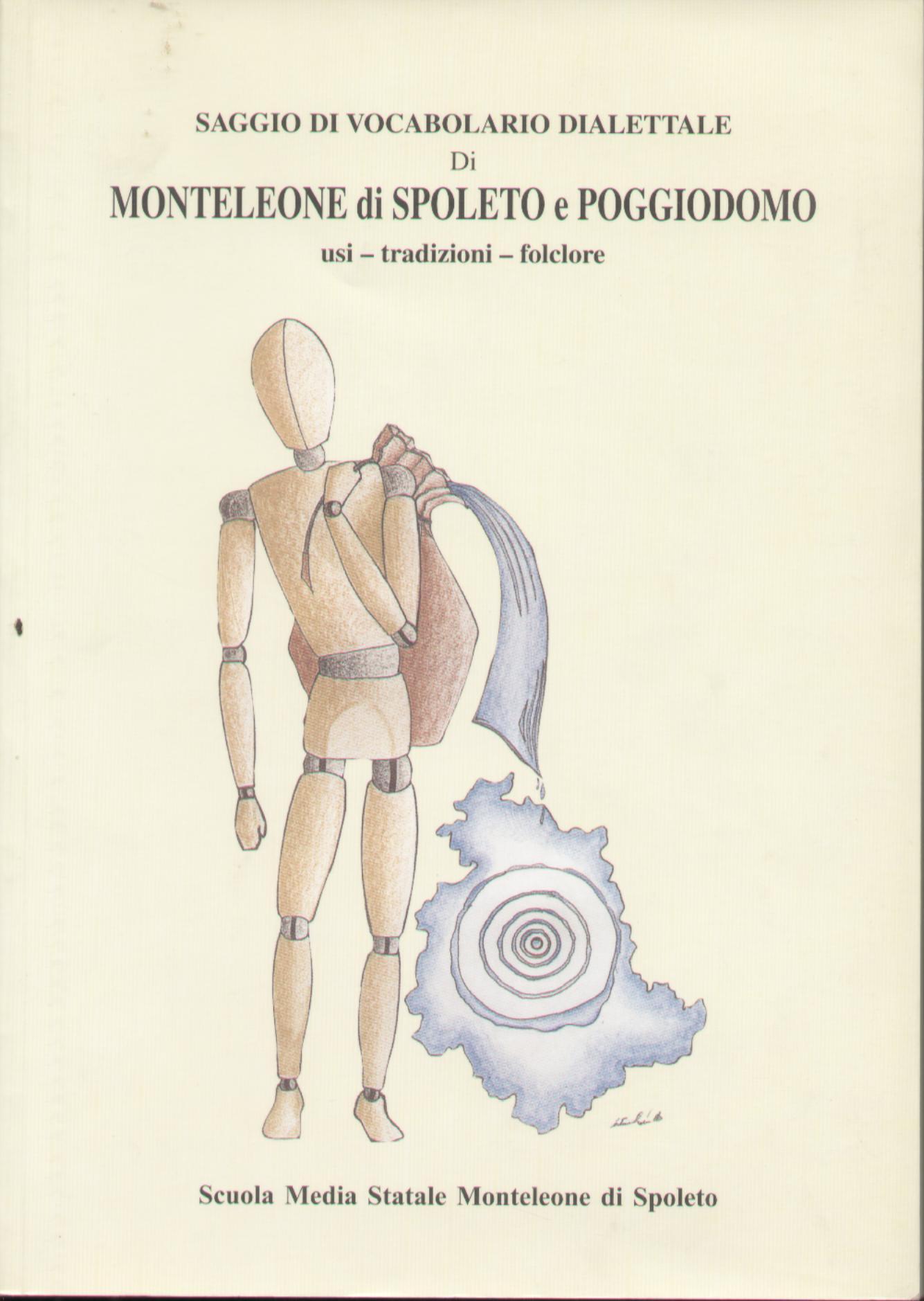 Saggio di vocabolario dialettale di Monteleone di Spoleto e Poggiodomo