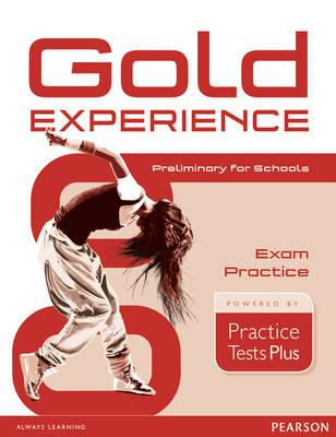 Gold Experience Practice Tests Plus Preliminary for Schools