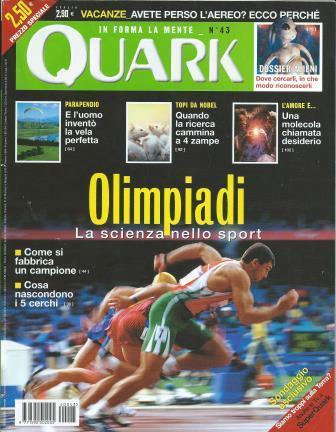 Quark: Il piacere di saperlo n. 43