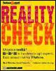 Reality ceck