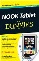 NOOK Tablet for Dumm...