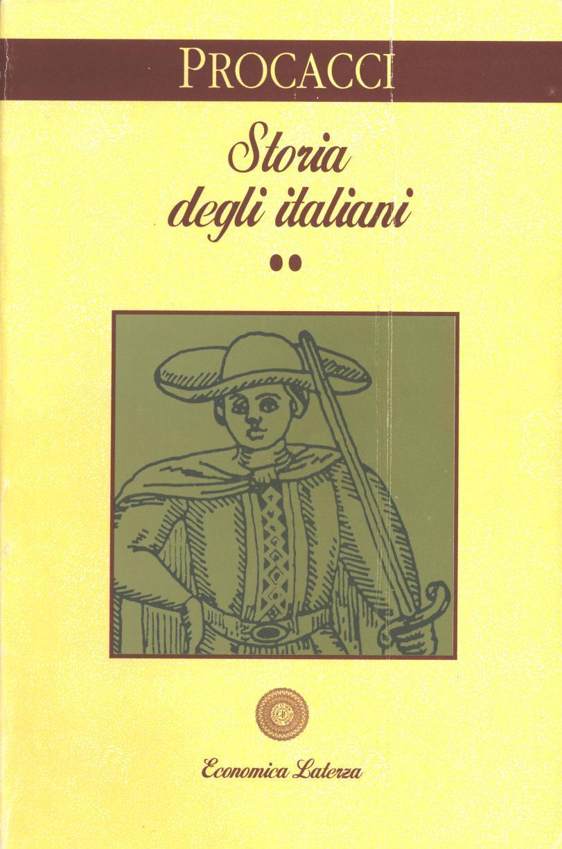 Storia degli italiani (II)