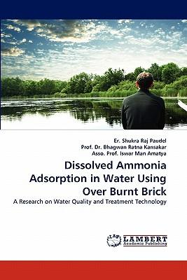 Dissolved Ammonia Adsorption in Water Using Over Burnt Brick
