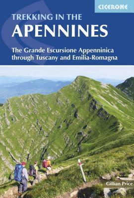 Cicerone Trekking in the Apennines