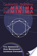 Geometric Problems On Maxima And Minima
