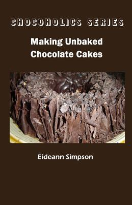 Making Unbaked Chocolate Cakes