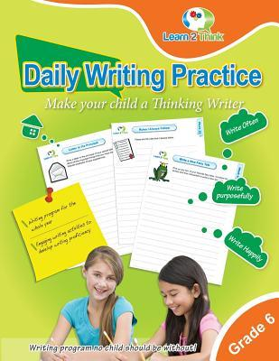 Daily Writing Practice Grade 6