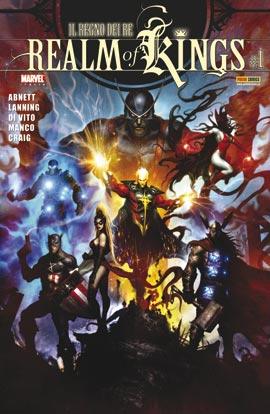 Realm of Kings - Il dominio dei Re n. 1
