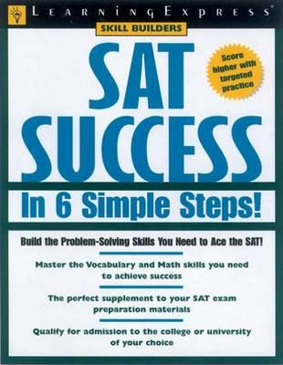 Learning Express's Sat Exam Success in Only 6 Steps!