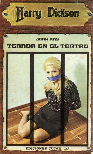 TERROR EN EL TEATRO (HARRY DICKSON)