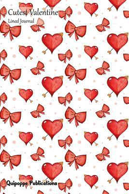 Cutest Valentine Lined Journal