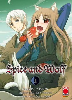Spice and Wolf vol. ...