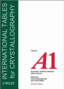 International Tables for Crystallography, Symmetry Relations between Space Groups