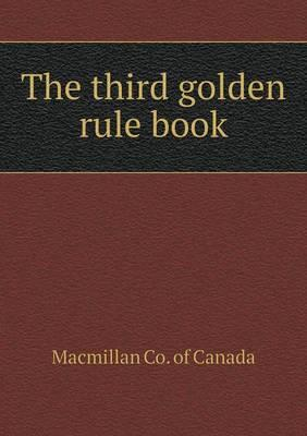 The Third Golden Rule Book