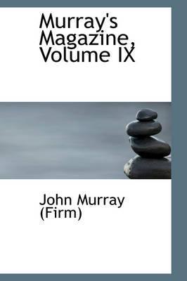 Murray's Magazine, V...