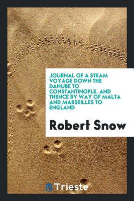 Journal of a steam v...