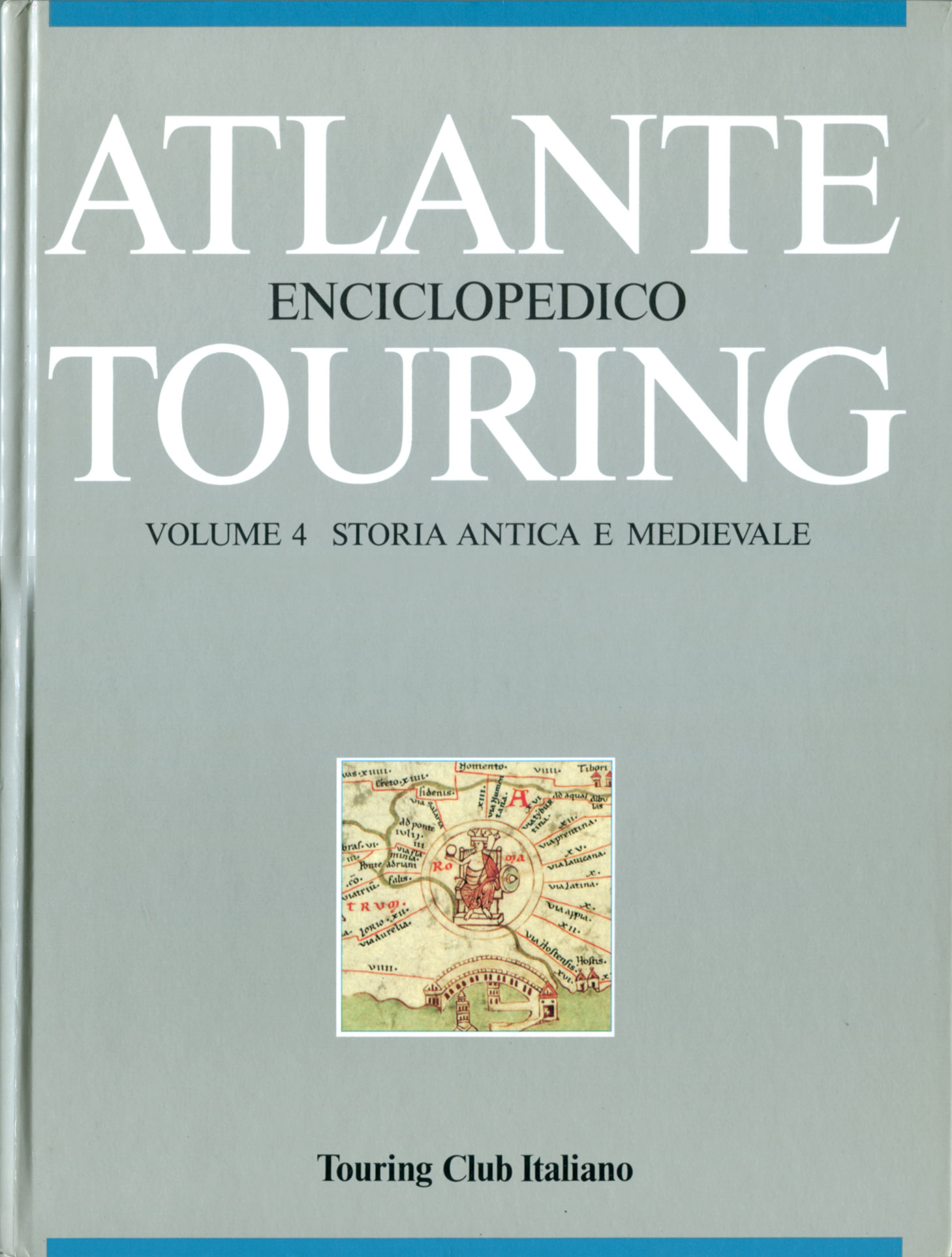 Atlante enciclopedico Touring Vol. 4