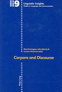 Corpora and discours...