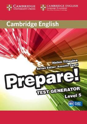 Prepare! Test Generator. Level 5 with CD-ROM