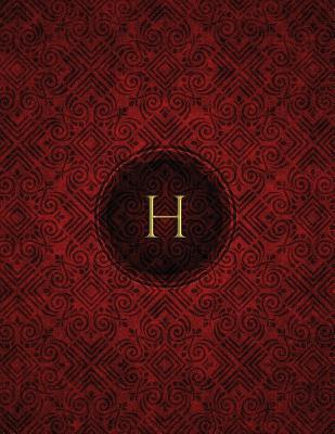 "Monogram ""H"" Blank S..."