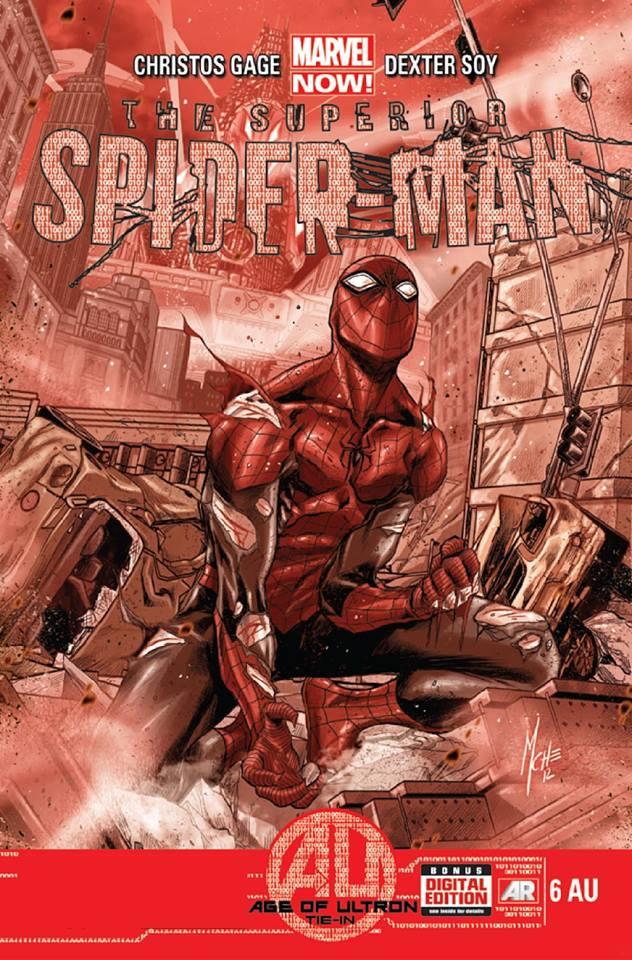 The Superior Spider-Man Vol.1 #6AU