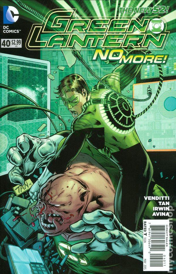 Green Lantern Vol.5 #40