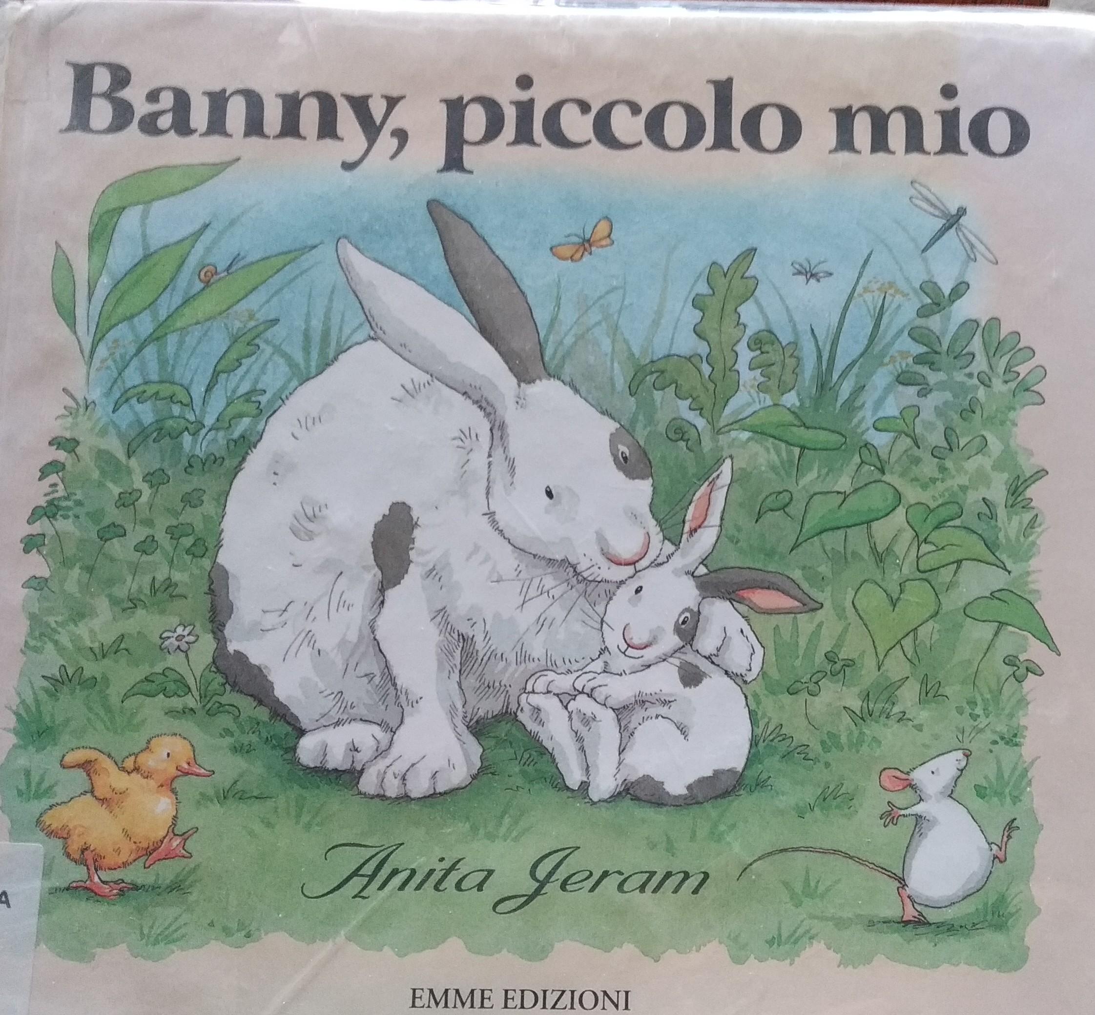 Banny, piccolo mio