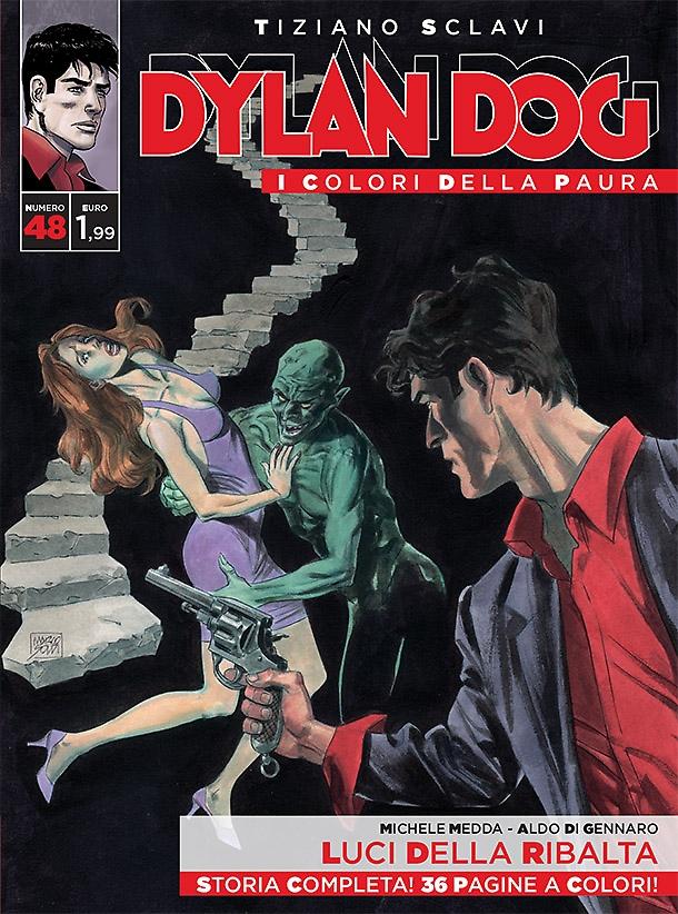 Dylan Dog - I colori della paura n. 48